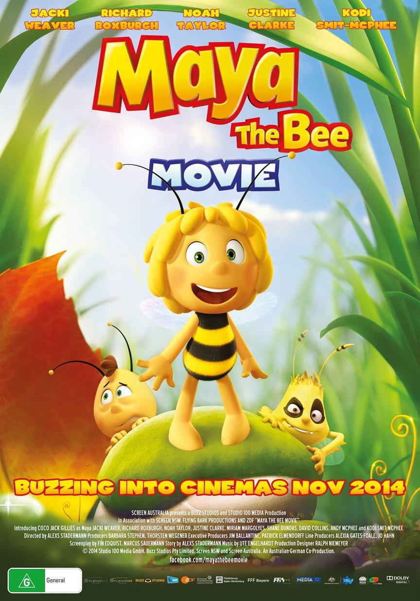 Maya the Bee Movie Poster #1