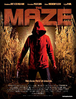 The Maze Poster #1
