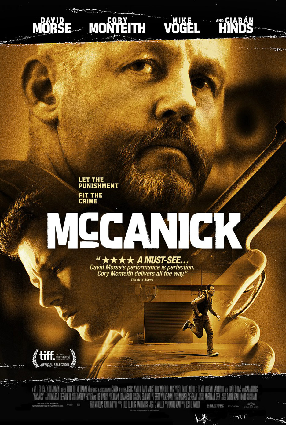 McCanick Poster #2