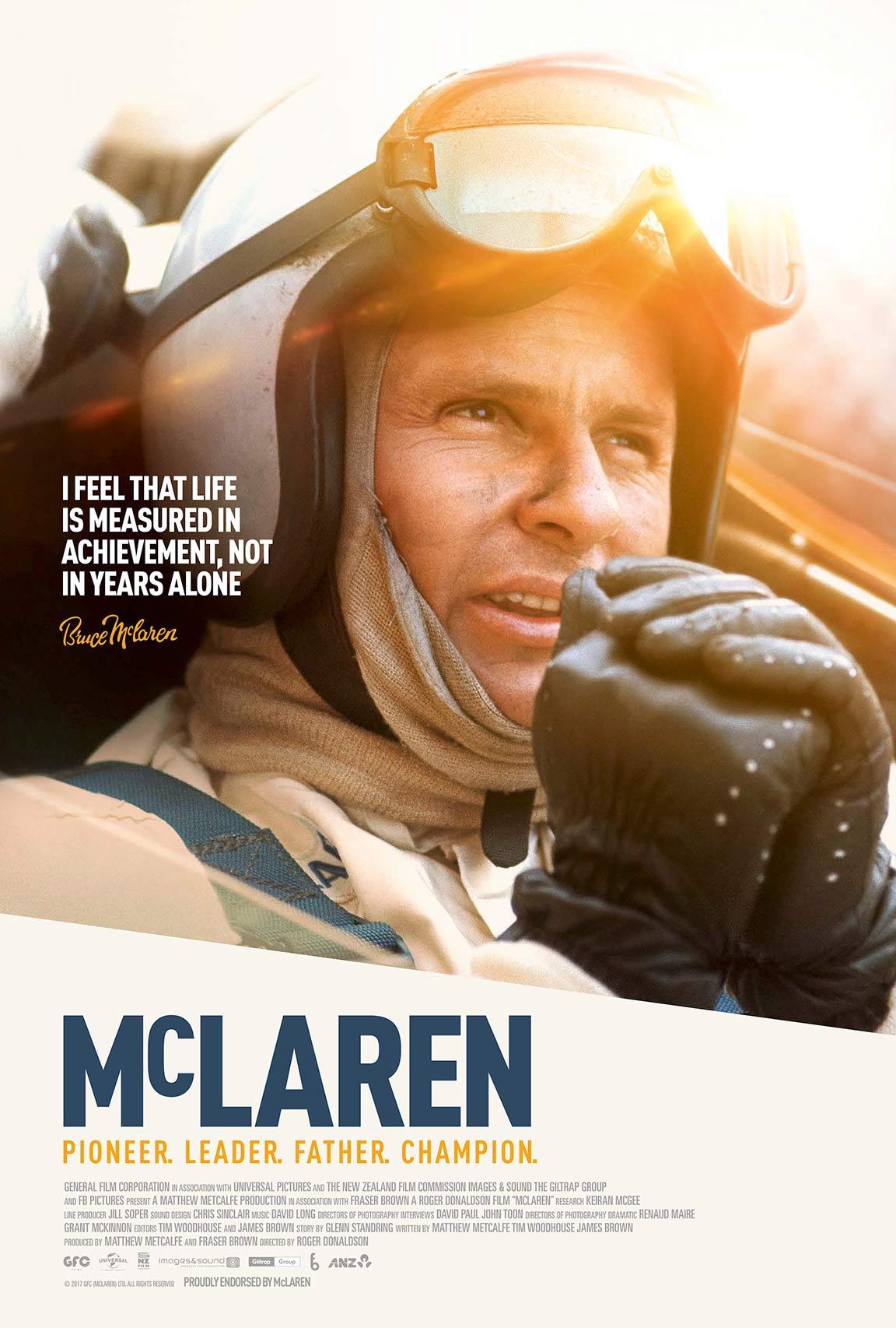 McLaren Poster #1