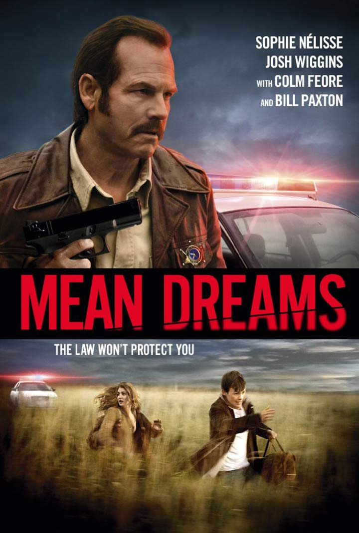 Mean Dreams Poster #1