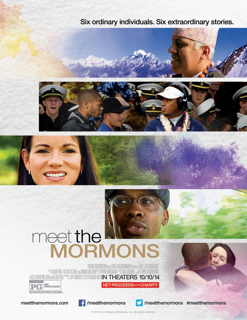 Meet the Mormons Poster #1