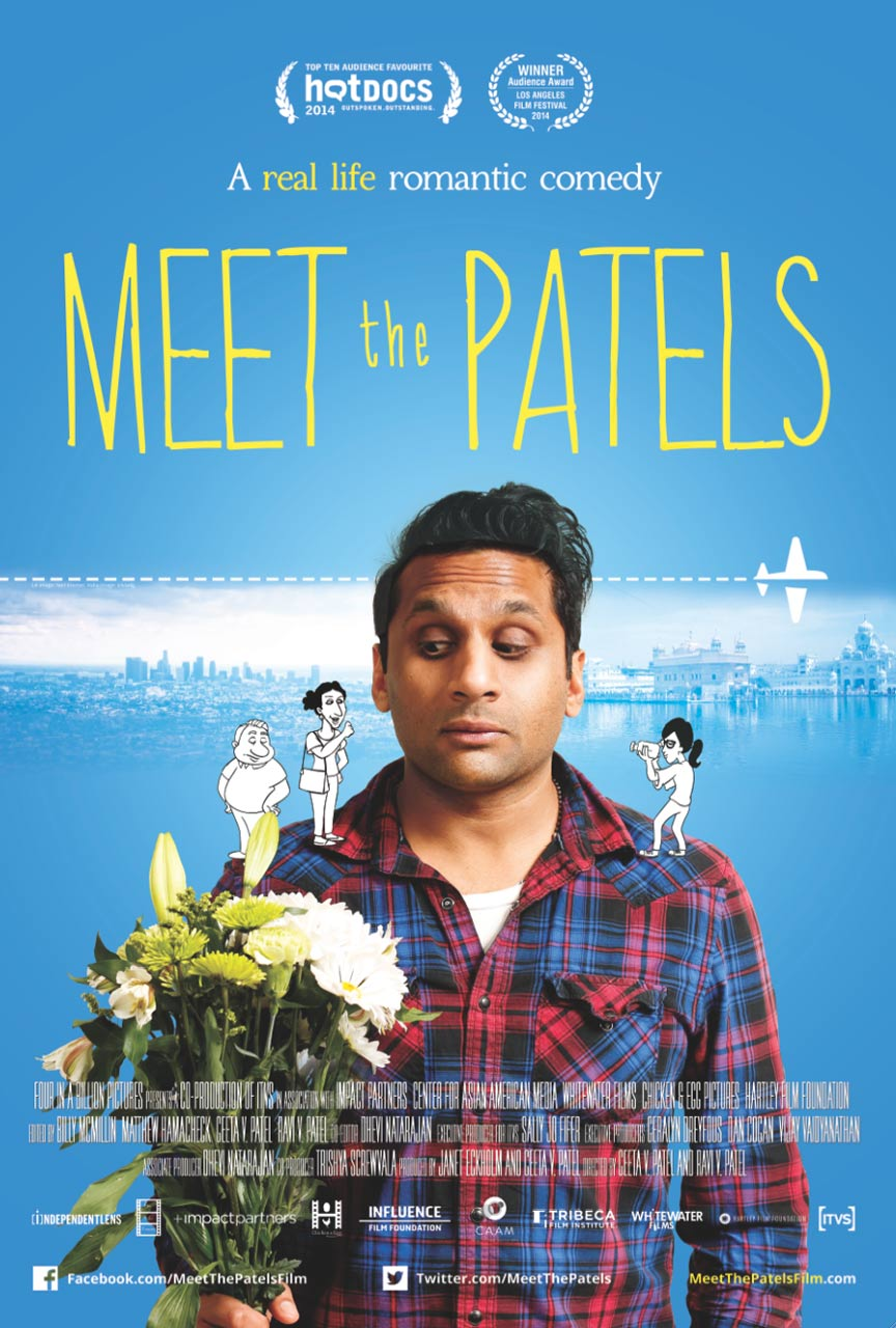 Meet the Patels Poster #1