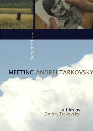 Meeting Andrei Tarkovsky Poster #1