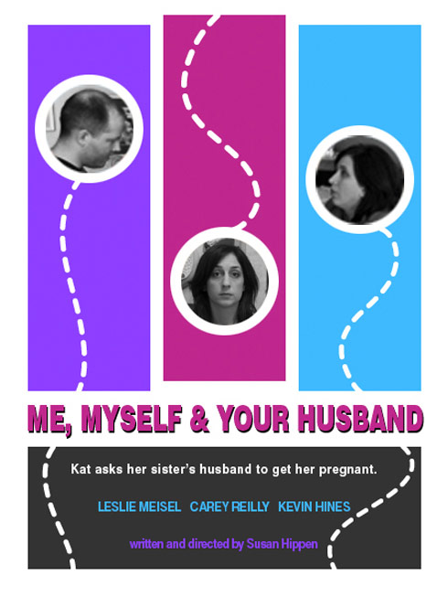 Me, Myself & Your Husband Poster #1