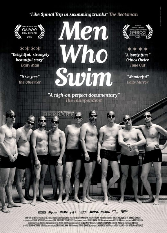 Men Who Swim Poster #1