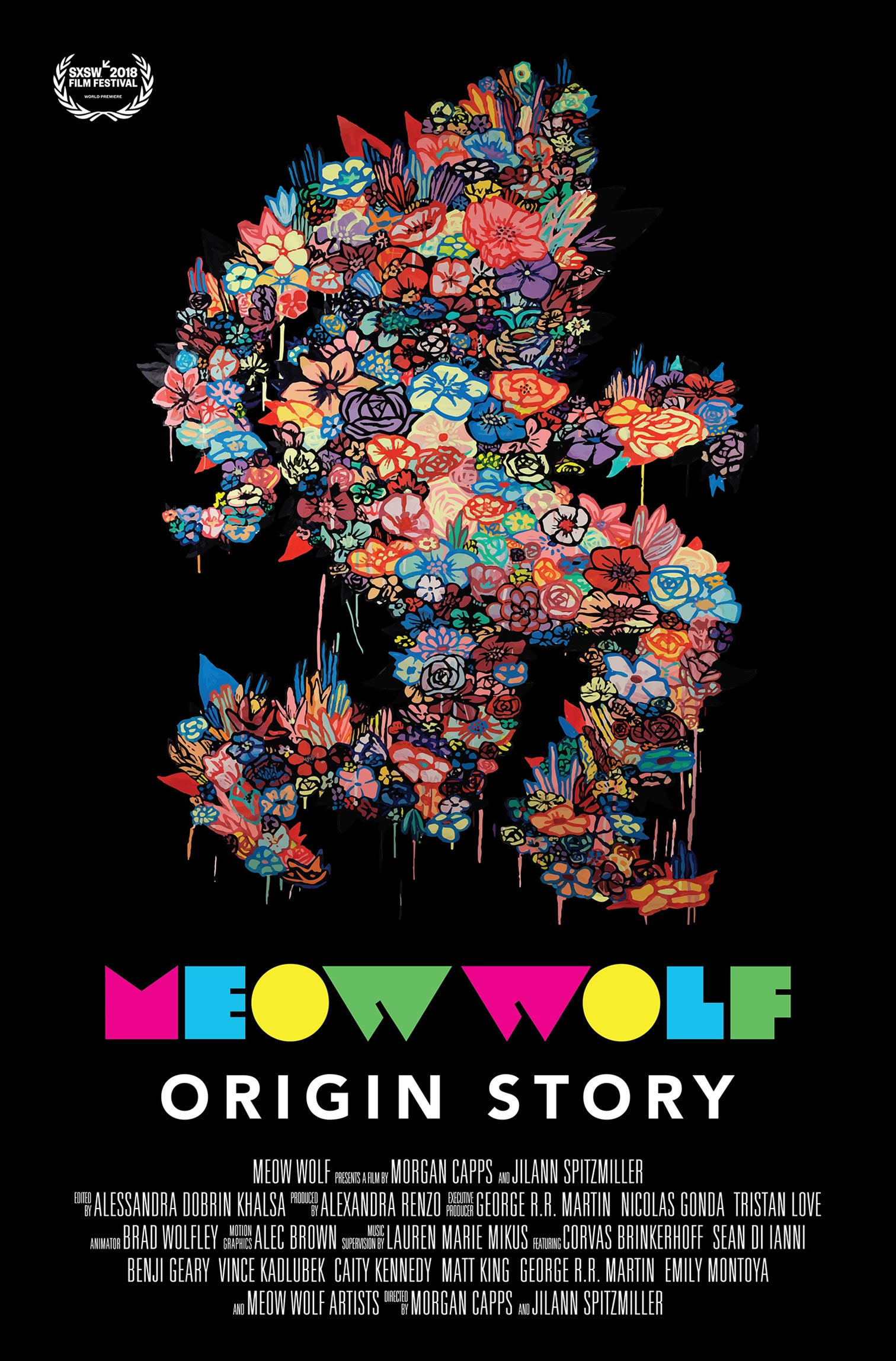 Meow Wolf: Origin Story Poster #2