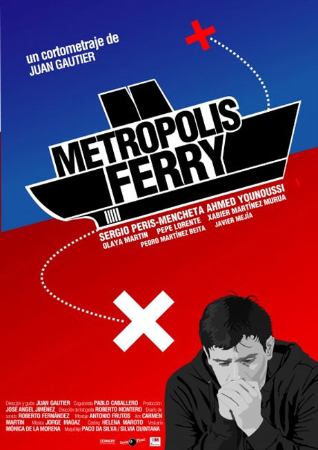 Metropolis Ferry Poster #1