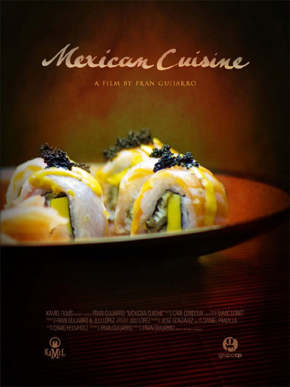 Mexican Cuisine Poster #1