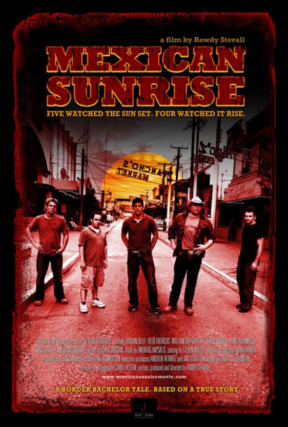 Mexican Sunrise Poster #1