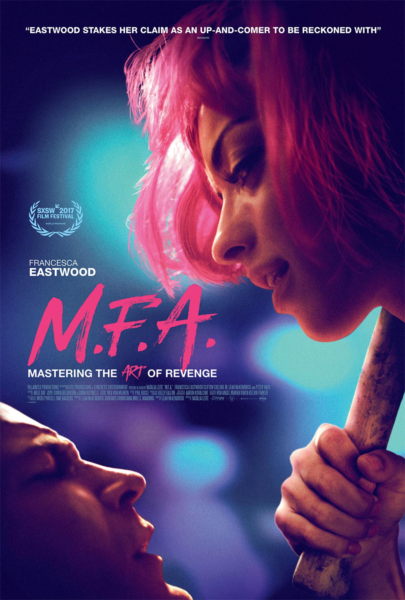 M.F.A. Poster #1