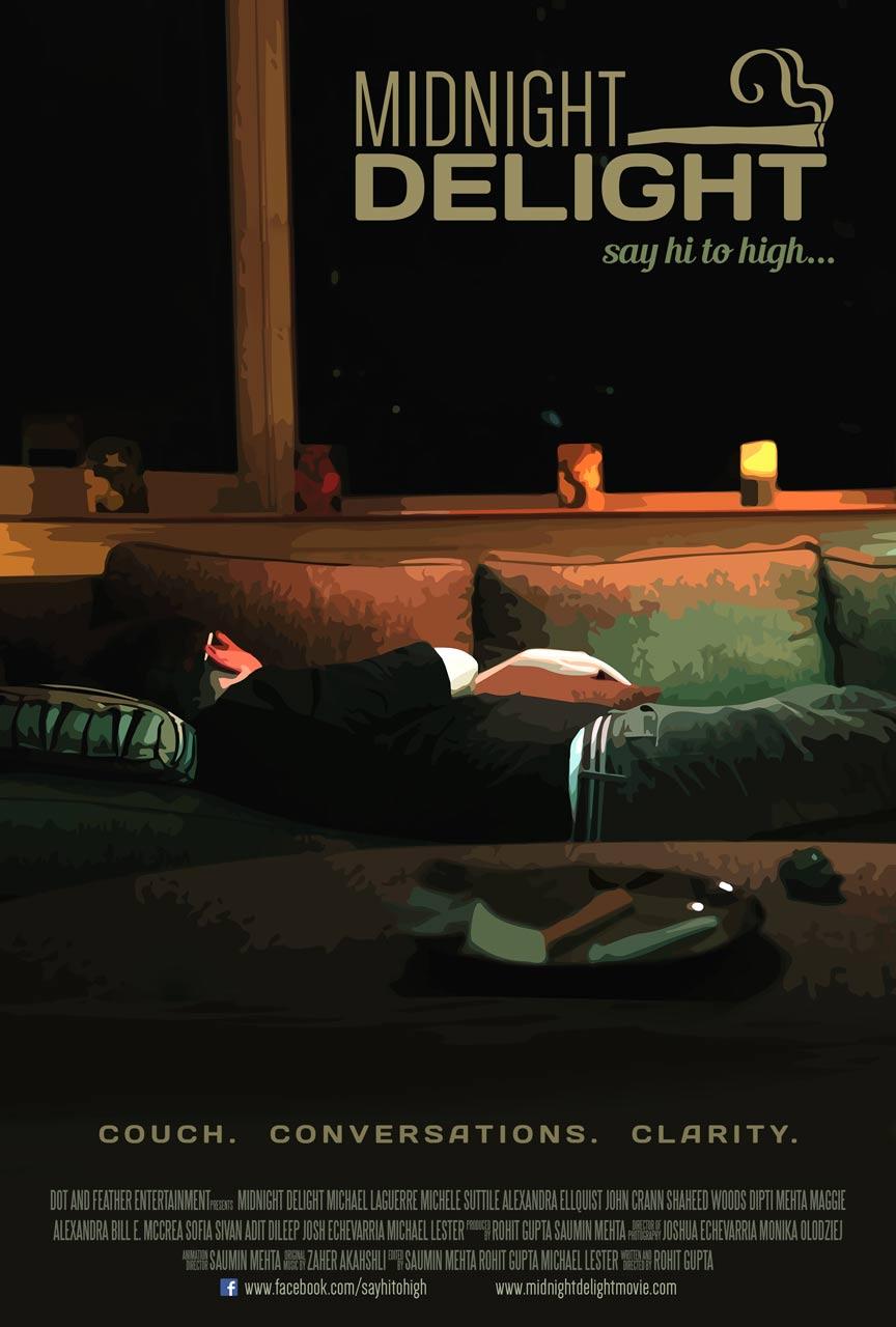 Midnight Delight Poster #1