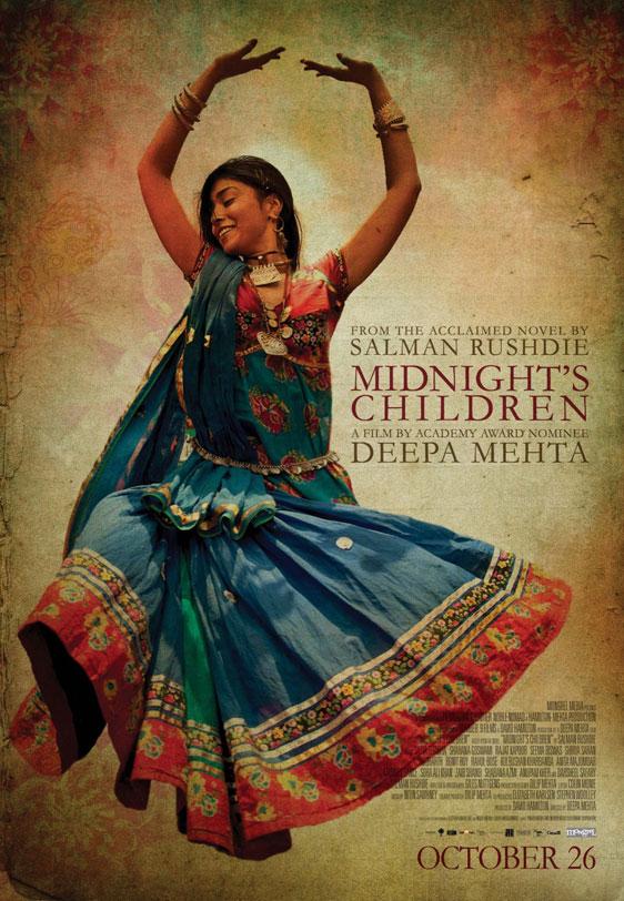 Midnight's Children Poster #4