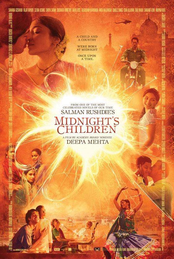 Midnight's Children Poster #1
