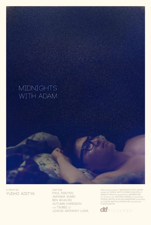 Midnights with Adam Poster #1