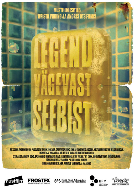 Legend of the Mighty Soap Poster #1