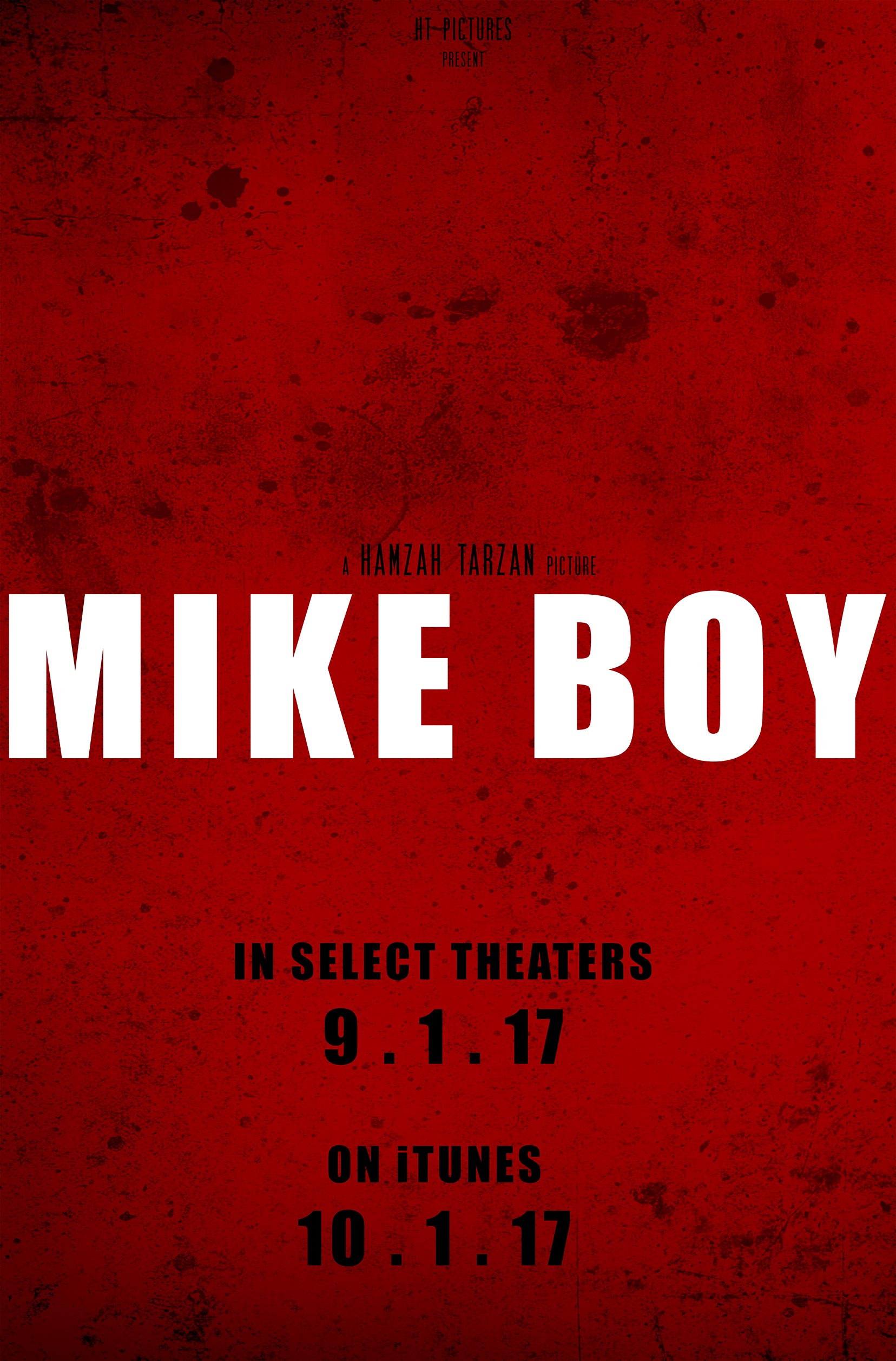 Mike Boy Poster #1