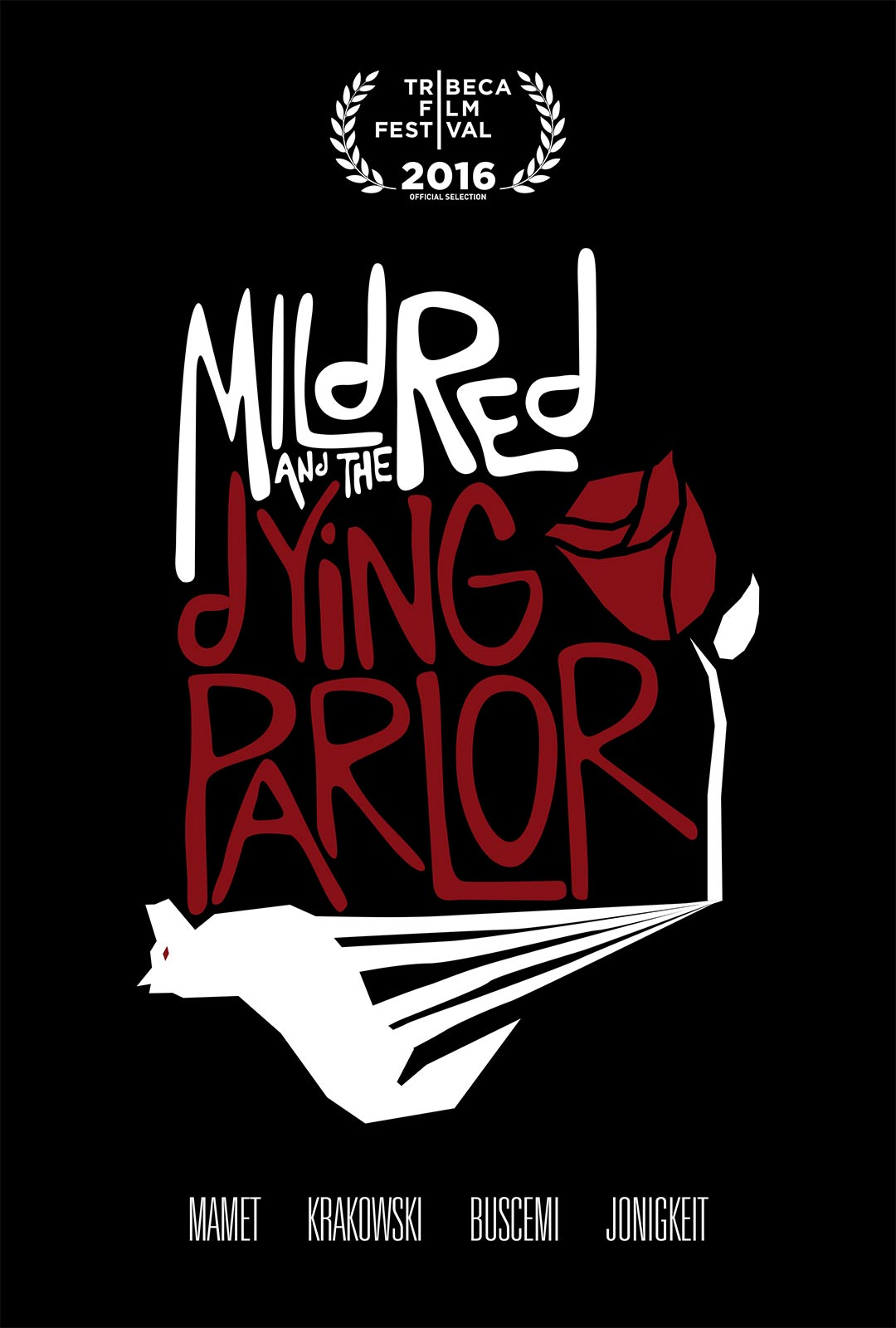 Mildred and The Dying Parlor Poster #1