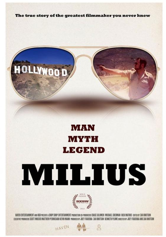 Milius Poster #1