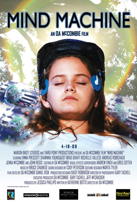 Mind Machine Poster #1
