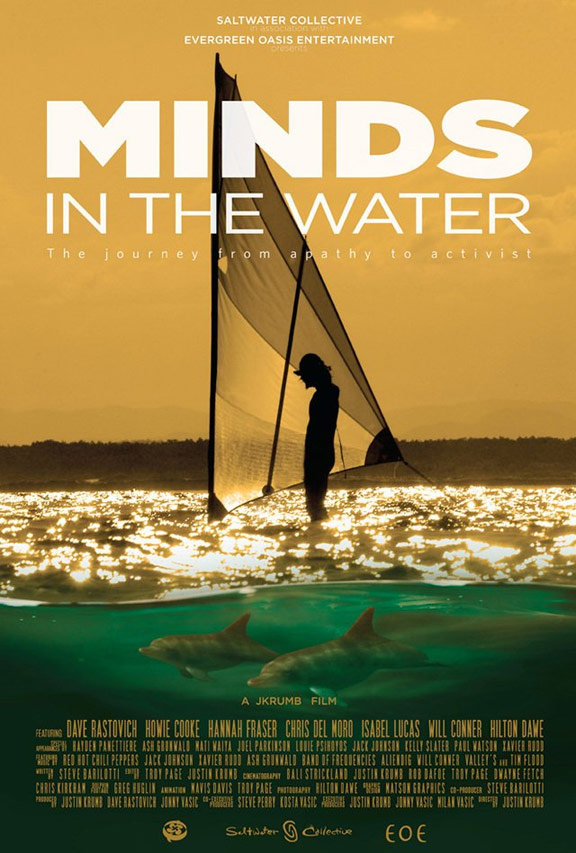 Minds in the Water Poster #1