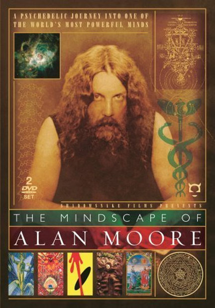 The Mindscape of Alan Moore Poster #1