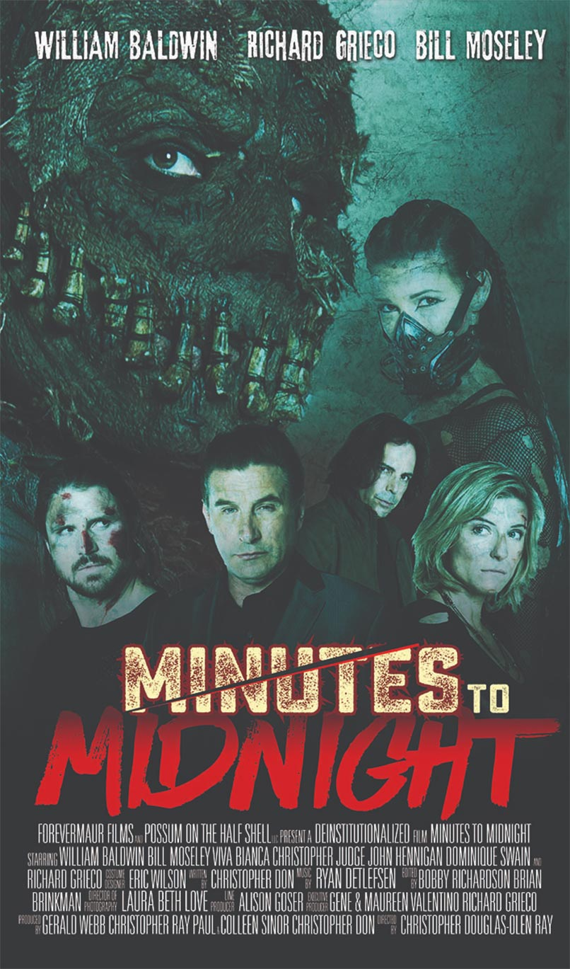 Minutes to Midnight Poster #1