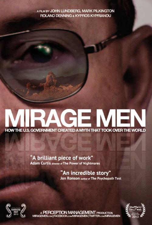 Mirage Men Poster #1