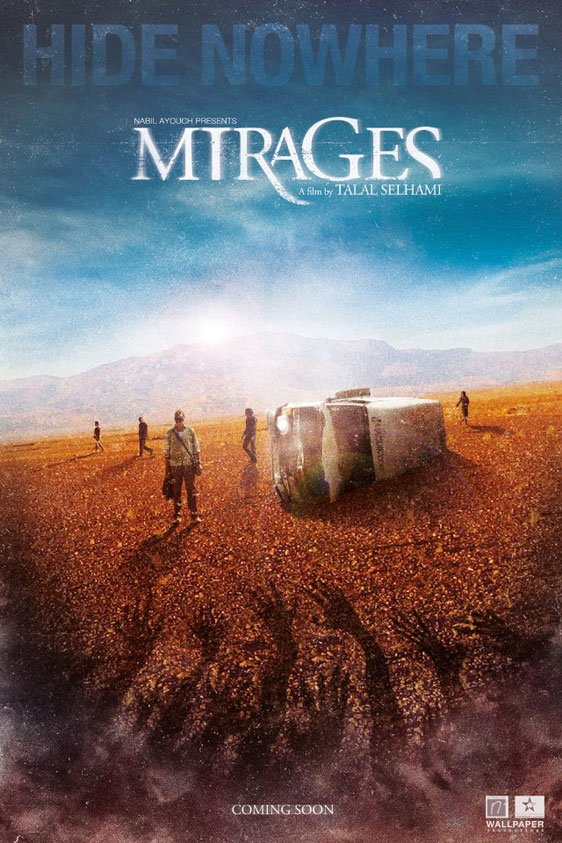 Mirages Poster #1