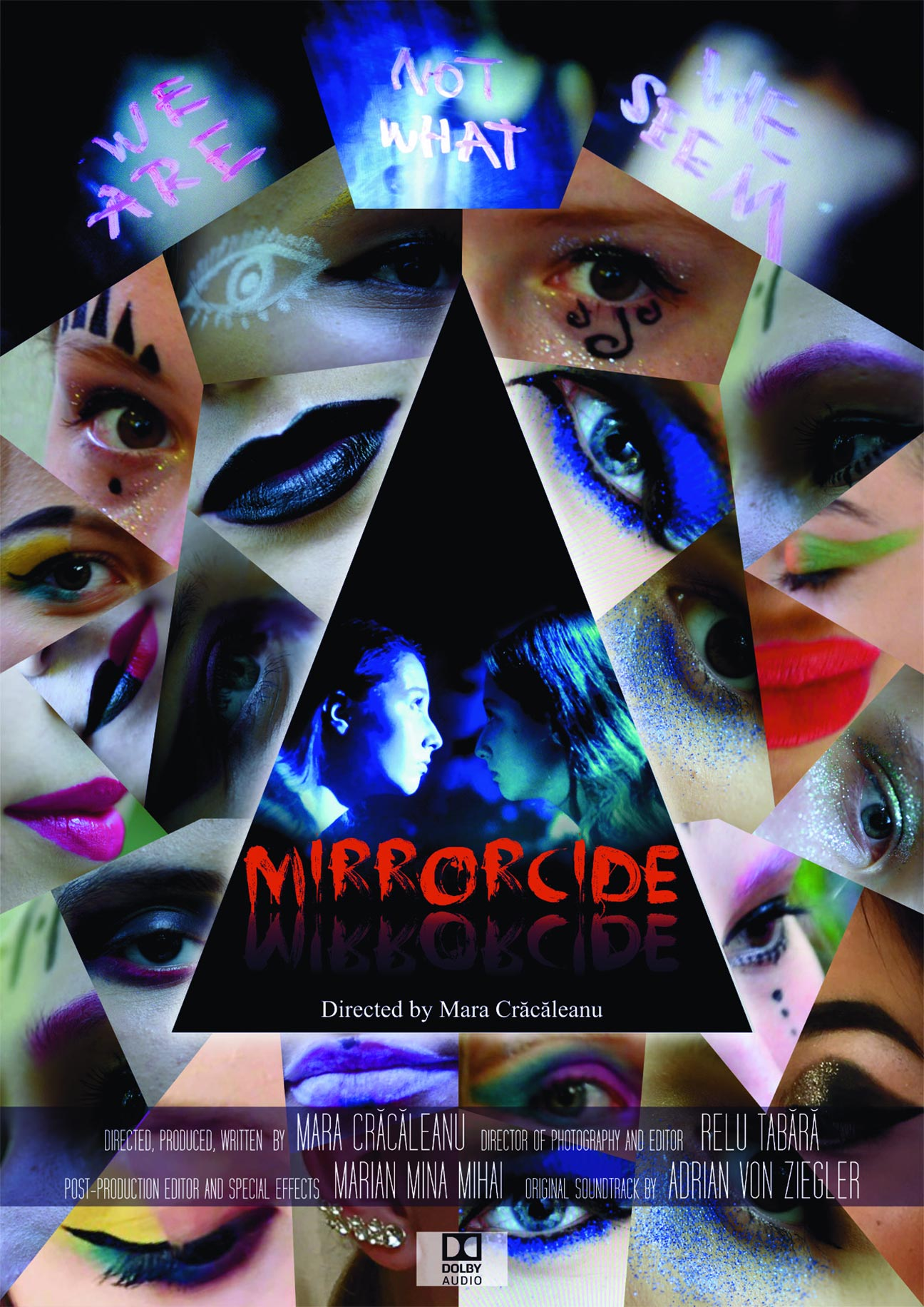 Mirrorcide Poster #1