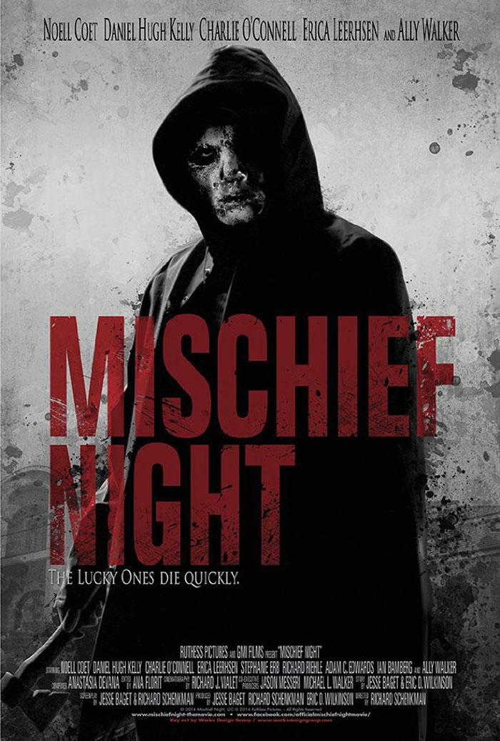 Mischief Night Poster #1