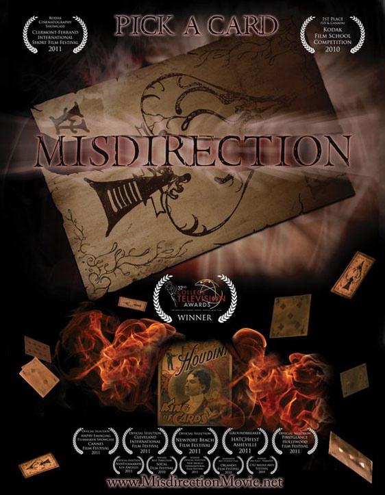 Misdirection Poster #1