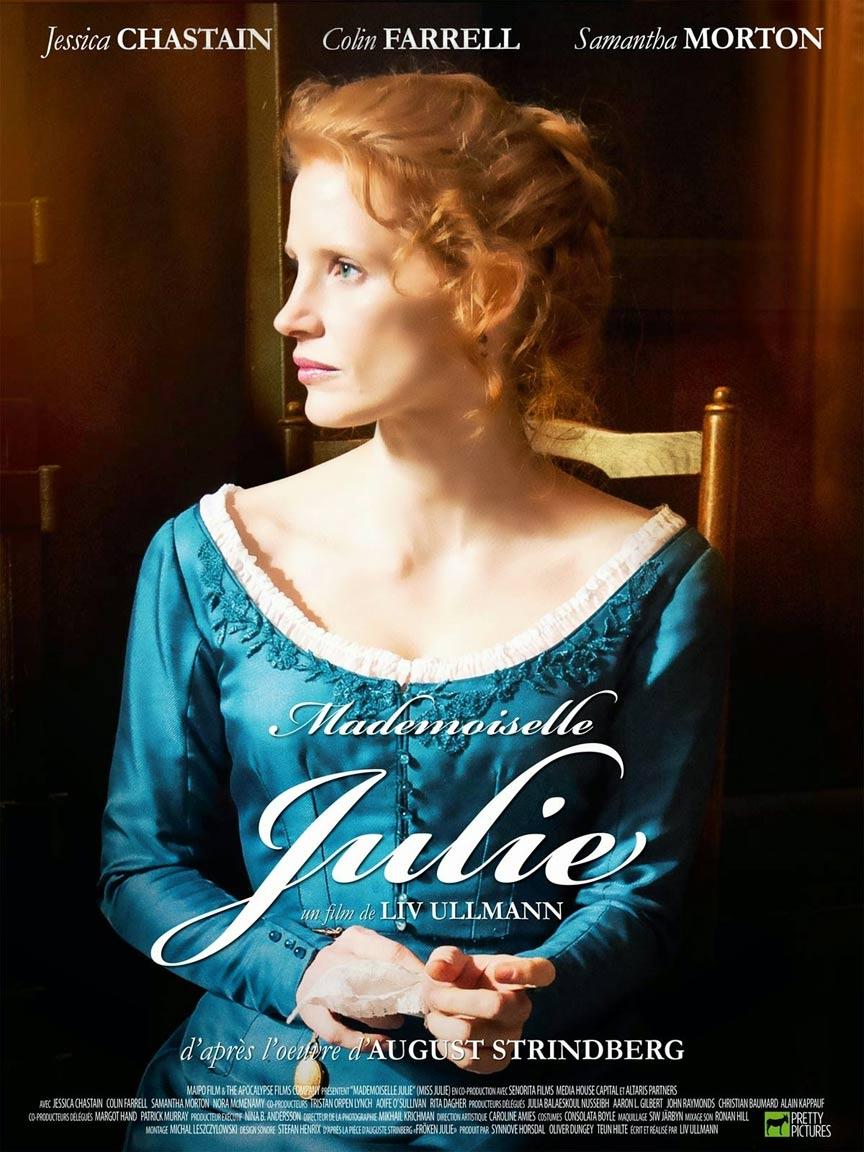 Miss Julie Poster #1