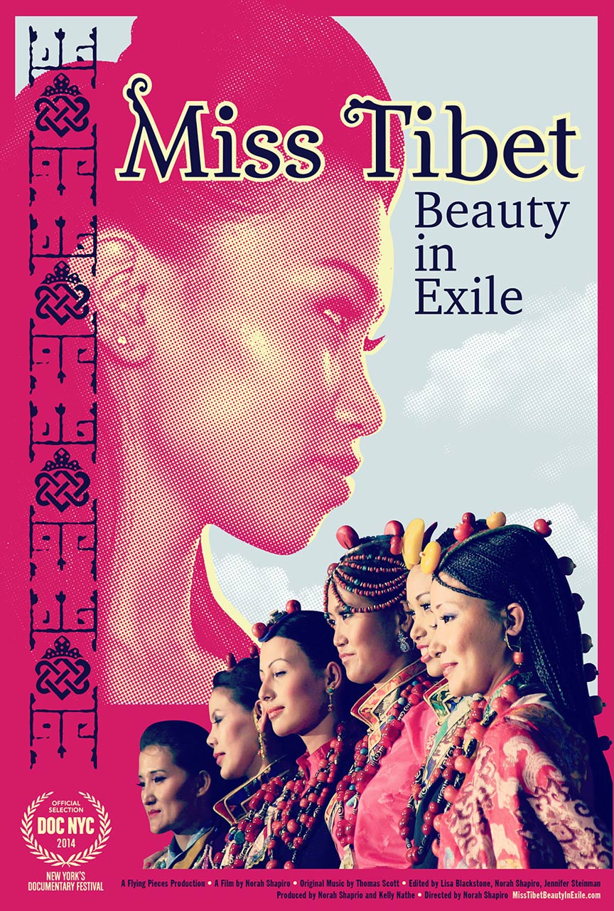 Miss Tibet: Beauty in Exile Poster #1