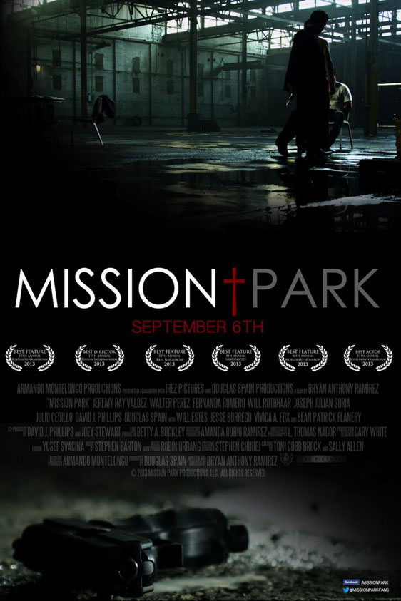 Mission Park Poster #4