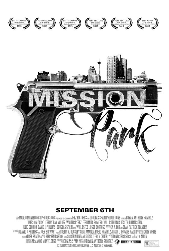 Mission Park Poster #5
