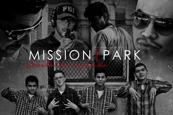Mission Park Poster #1
