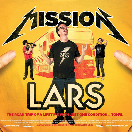 Mission To Lars Poster #1