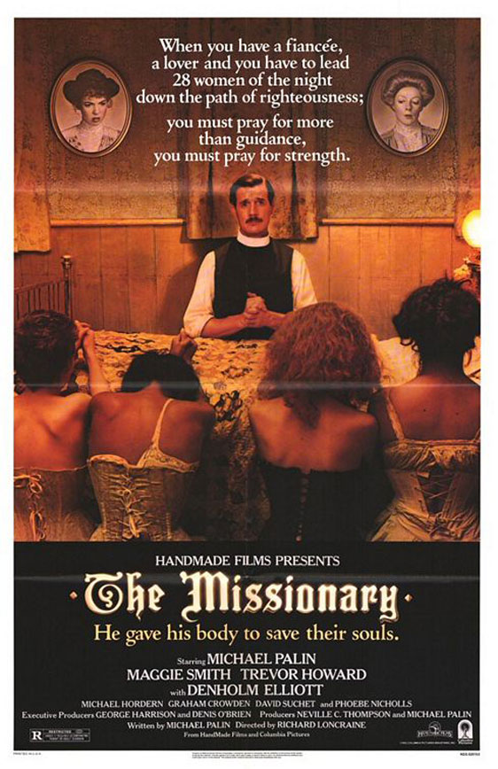 The Missionary Poster #1