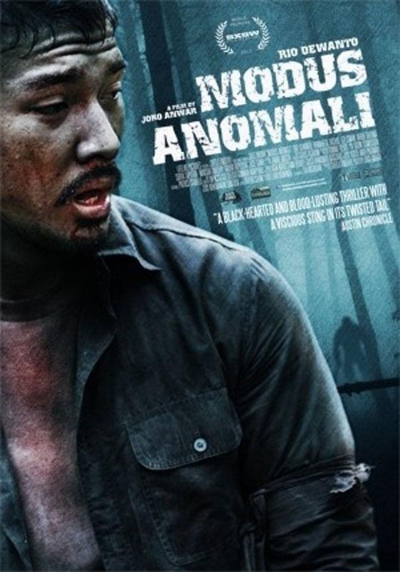 Modus Anomali Poster #1