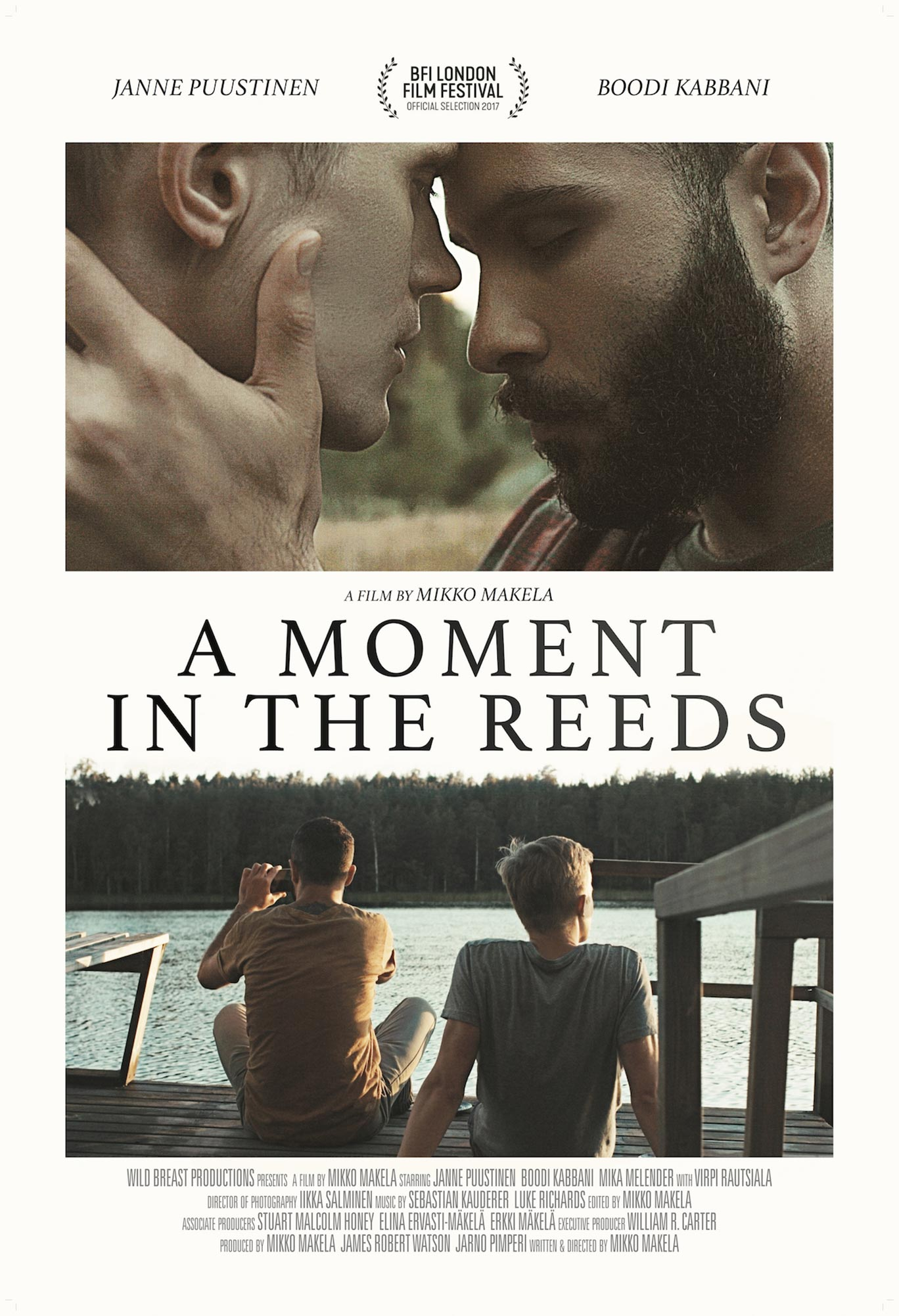 A Moment in the Reeds Poster #1
