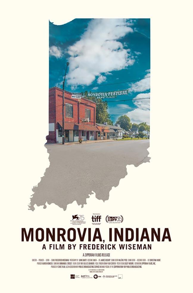 Monrovia, Indiana Poster #1