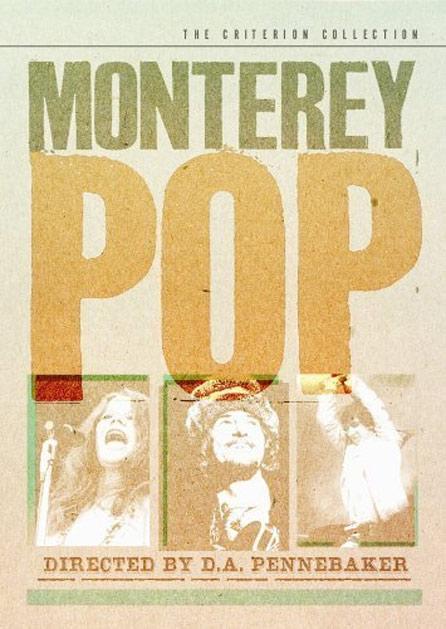 Monterey Pop Poster #1