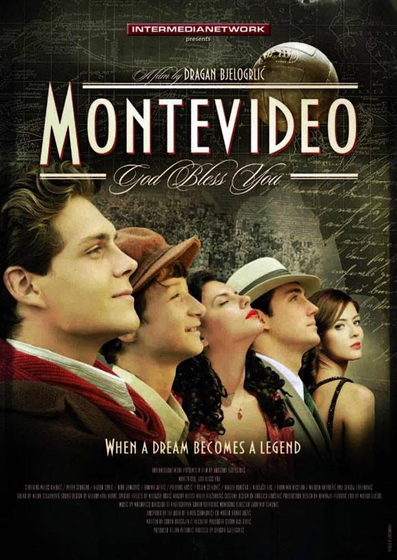 Montevideo: Taste of a Dream Poster #1