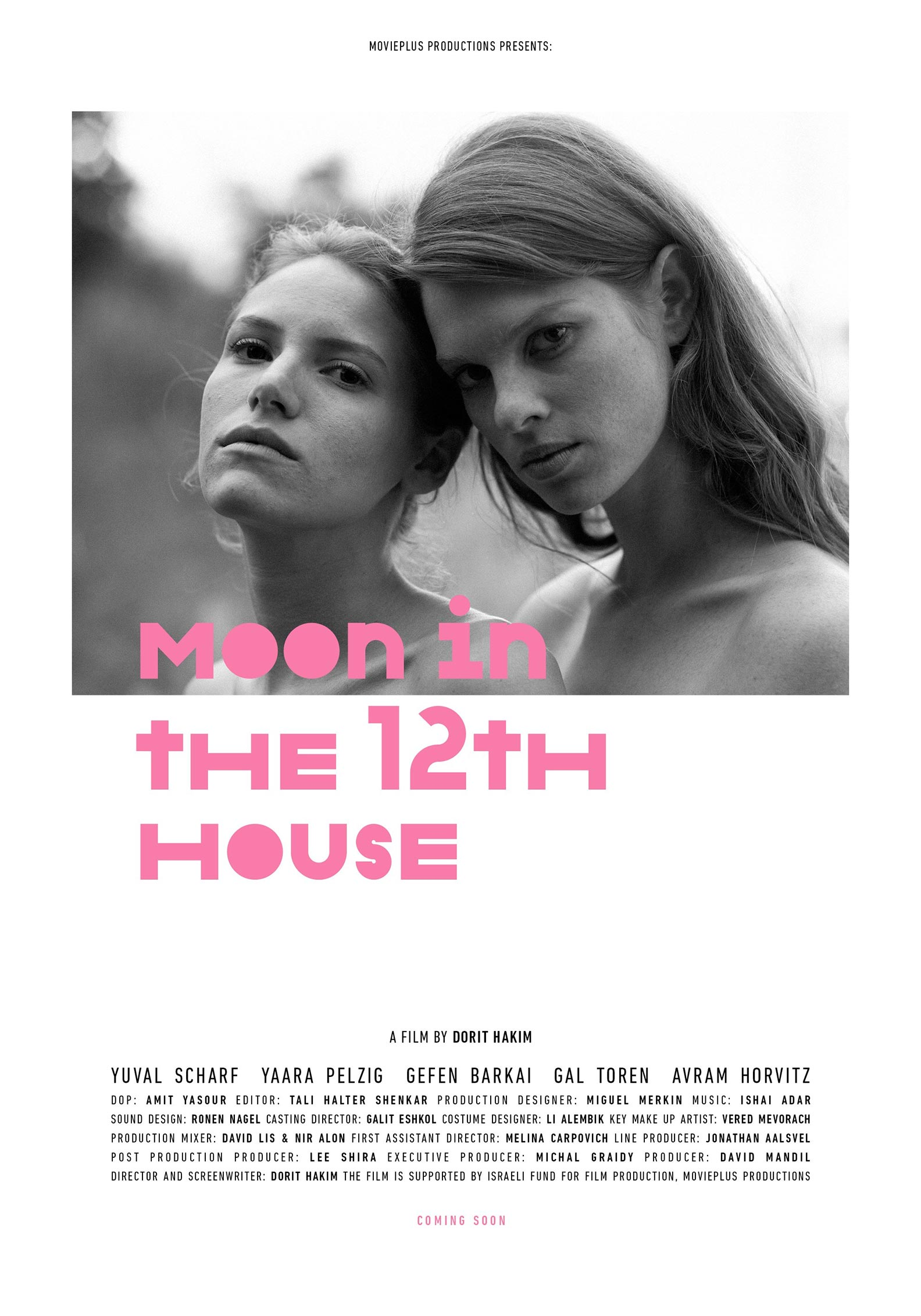 Moon in the 12th House Poster #1