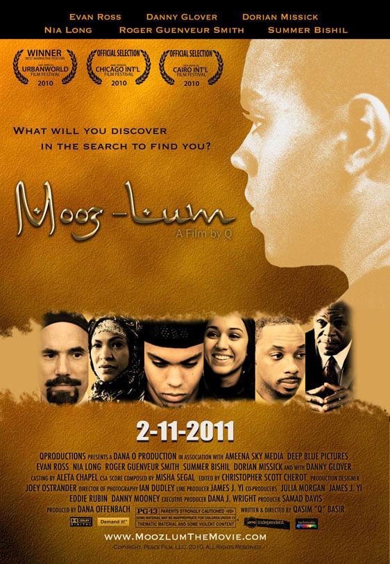 Mooz-lum Poster #1
