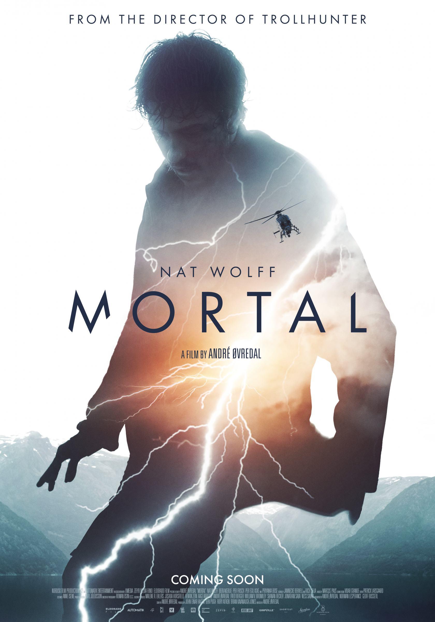 Mortal Poster #1