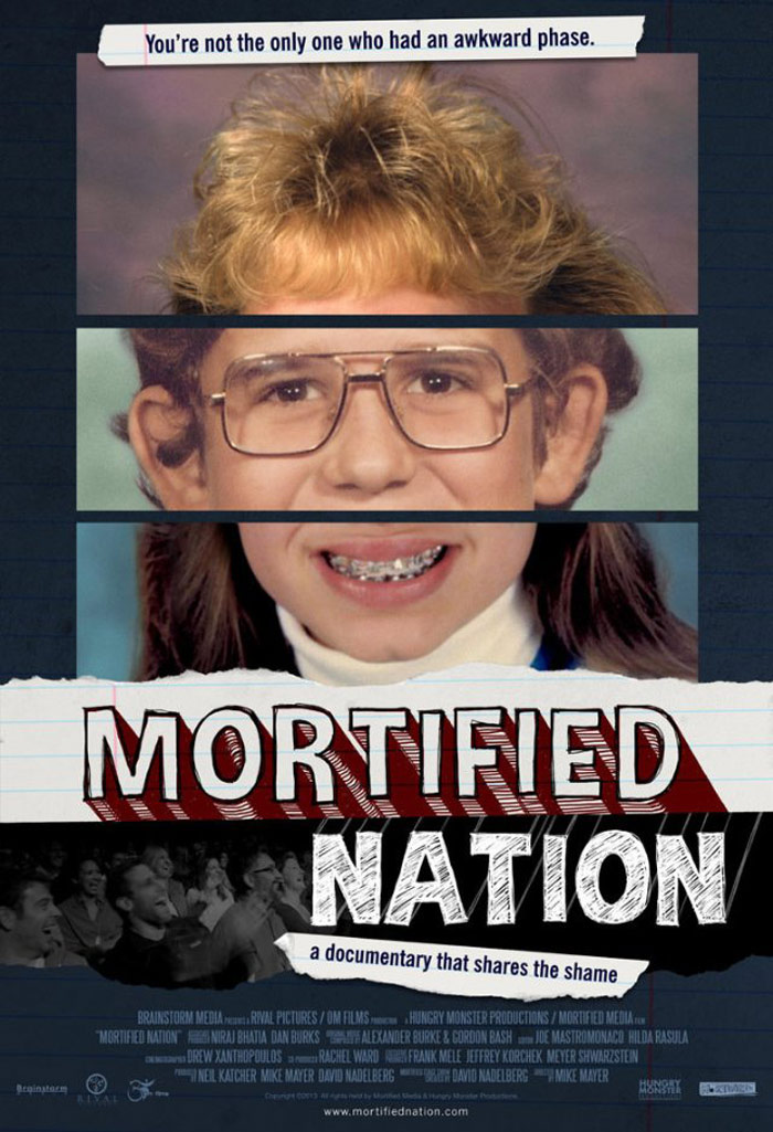 Mortified Nation Poster #1