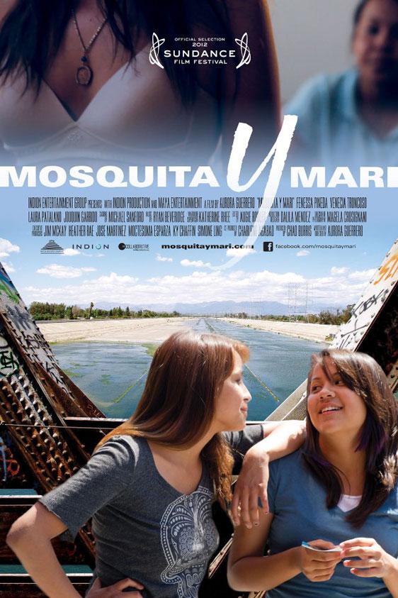 Mosquita y Mari Poster #1