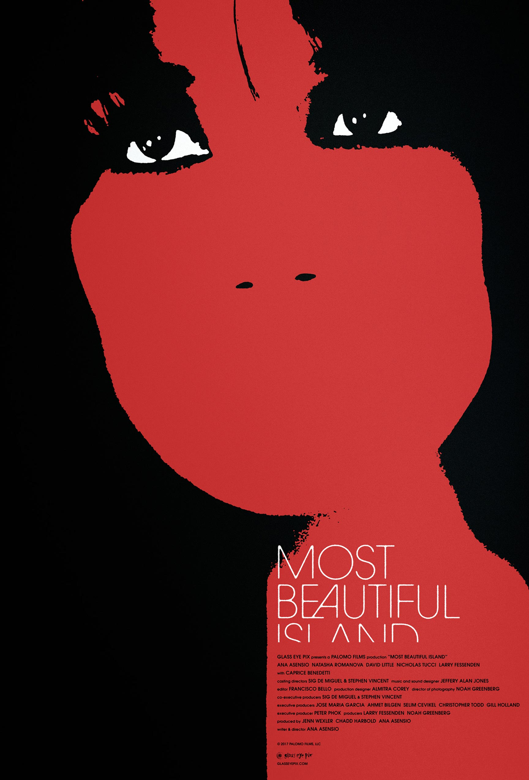 Most Beautiful Island Poster #1
